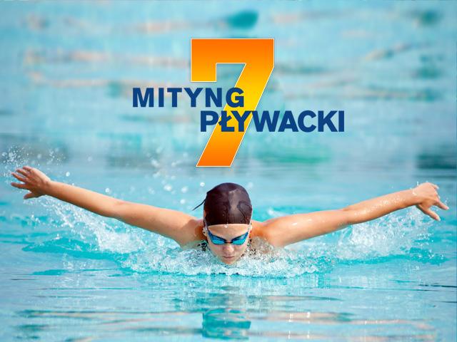 miting pływacki