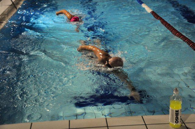 Jesienny Maraton Pływacki