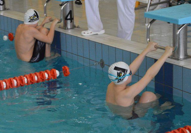 Mityng Pływacki w Ostrowii Mazowieckiej